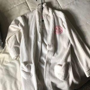 Kids bath robe